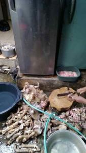 Tengkleng Solo Masakan khas