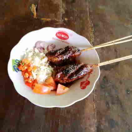 Sate daging kambing khas solo spesial