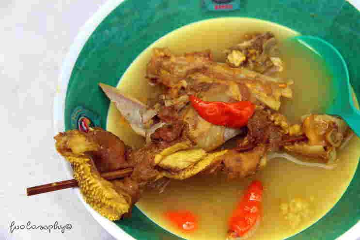 Tengkleng kambing ikon kuliner solo