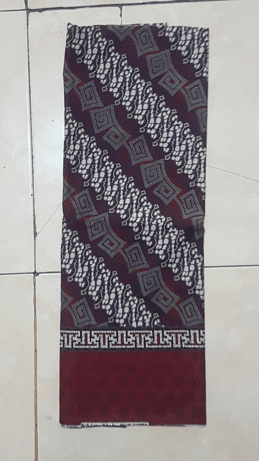 batik solo beteng