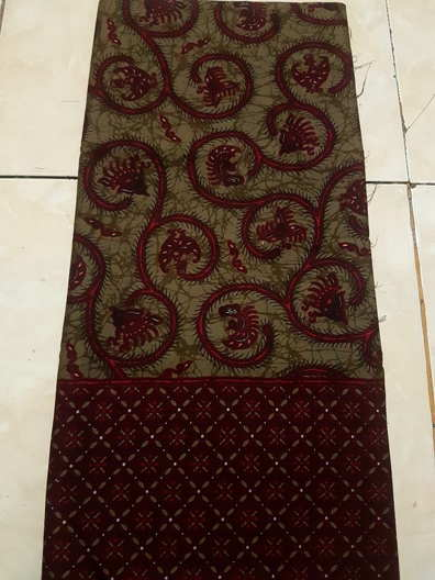 batik solo jakarta