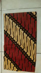 batik solo jokowi