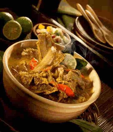 Kuliner khas kota solo