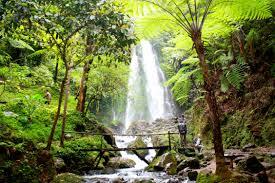 Objek wisata tawangmangu solo