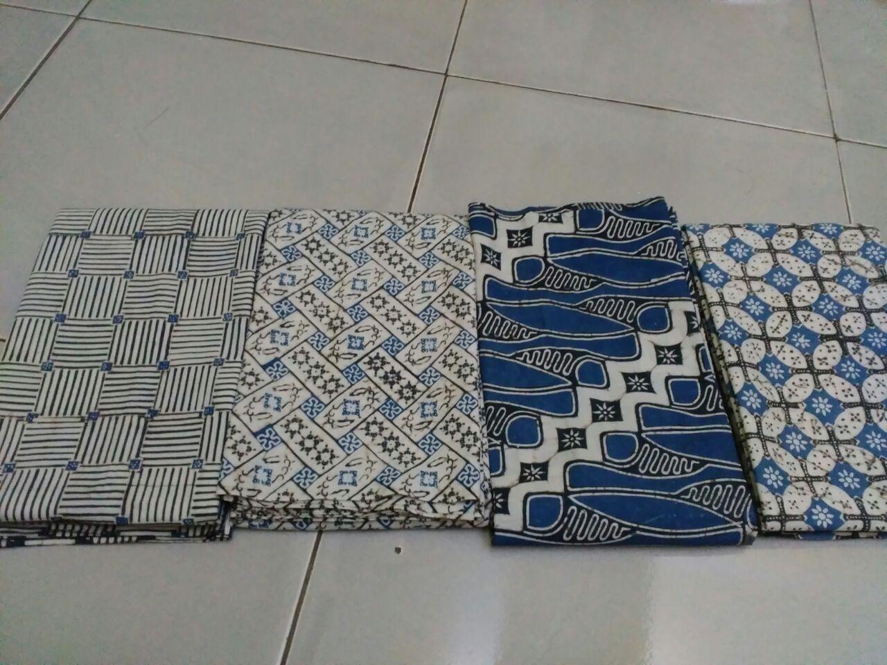 Batik solo cantik murah dengan proses cap
