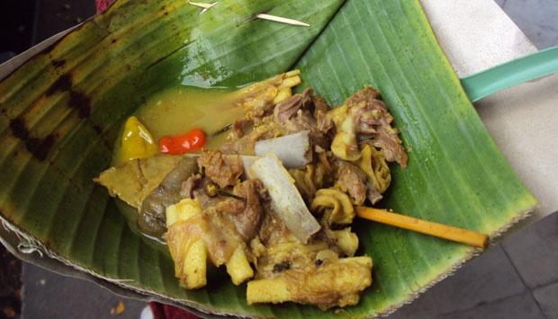Bisnis kuliner di kota Bandung