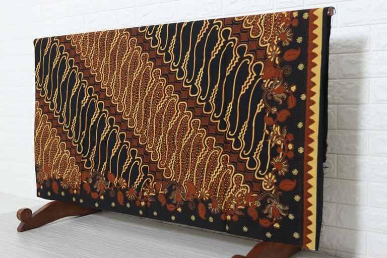 Kain batik solo murah